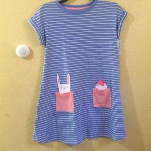 shirt dress kids NWT